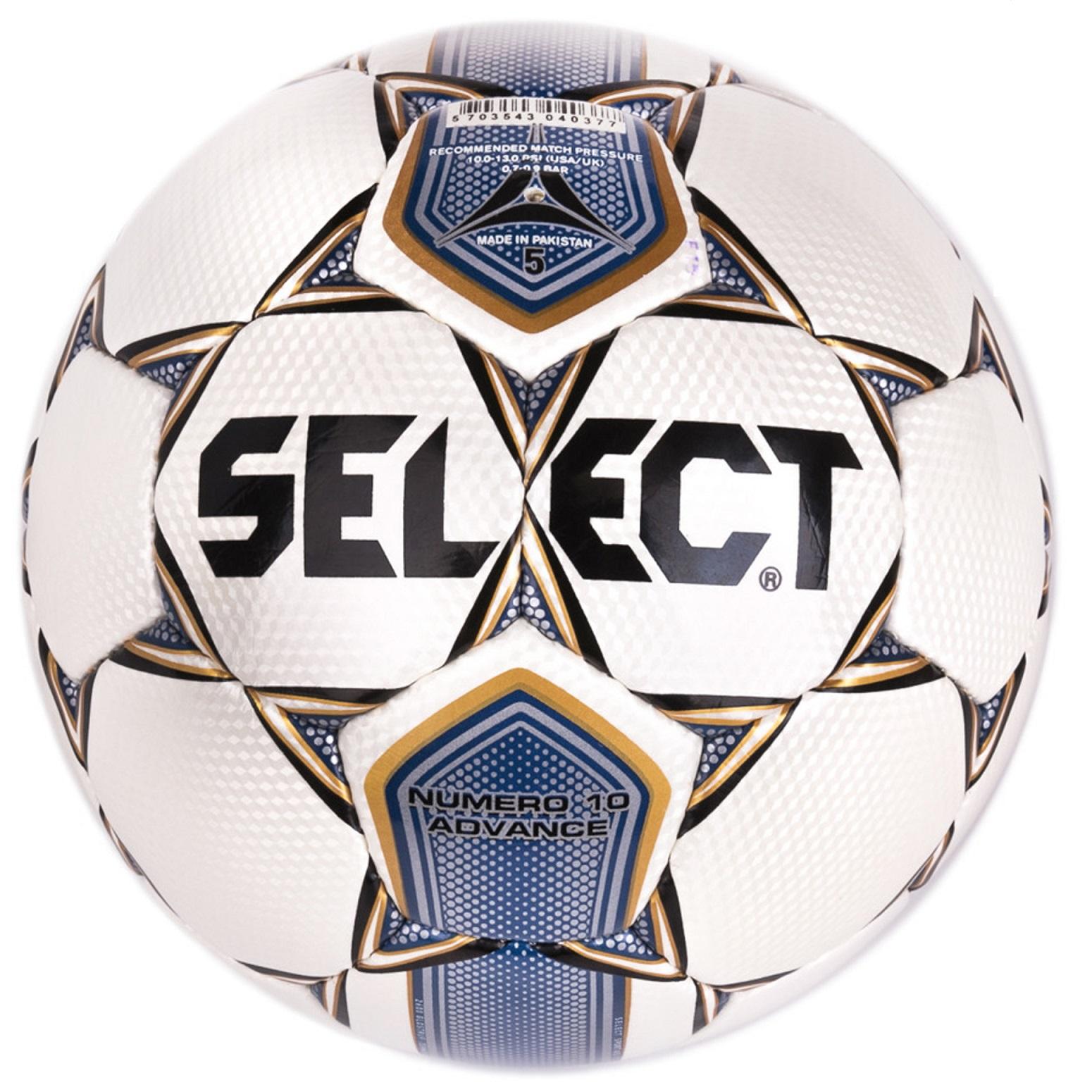 SportowaKraina.PL - Ball SELECT Numero 10 Advance size 5 525822af57b2